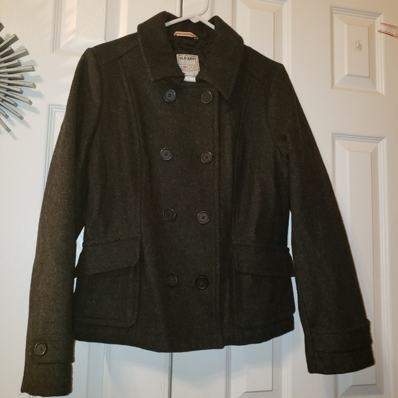 Old Navy Jackets & Blazers - Old Navy Wool-laine Coat